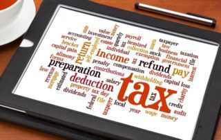 prepare tax returns
