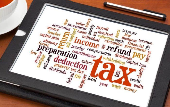 prepare tax returns