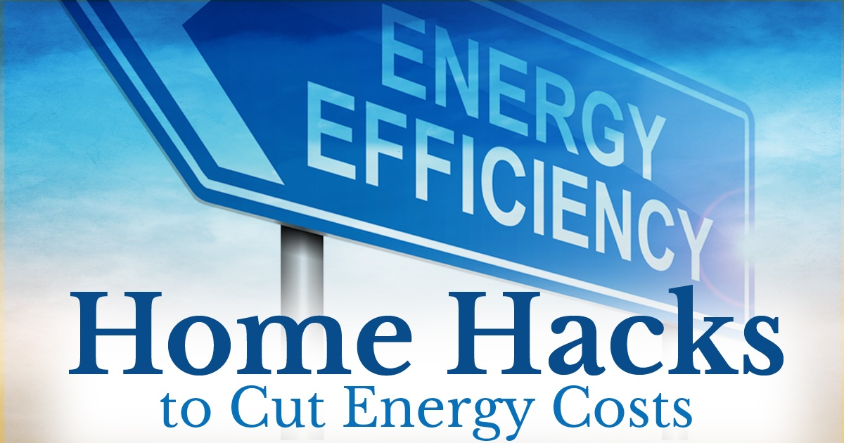 cut energy costs at home